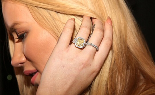 Fancy Yellow Diamonds What Is Their Value Shimansky